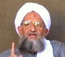 zawahiri and his rug button
