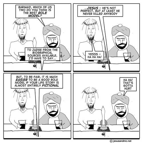 Some Funny Comics