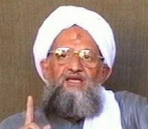 zawahiri and his rug button